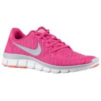 Nike Free 5.0 V4 Femmes sneakers rose/gris HTY731