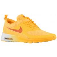Nike Air Max Thea Femmes chaussures de course Orange/Orange UJQ707