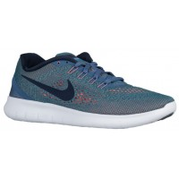 Nike Free RN Femmes chaussures de sport gris/noir DIK718