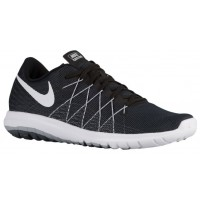 Nike Flex Fury 2 Femmes chaussures de course noir/gris AVK769