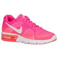 Nike Air Max Sequent Femmes baskets rose/Orange GWZ715