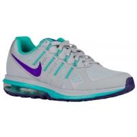 Nike Air Max Dynasty Femmes chaussures de course gris/vert clair UMK820