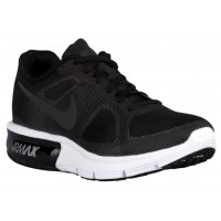 Nike Air Max Sequent Femmes chaussures noir/gris XNI831