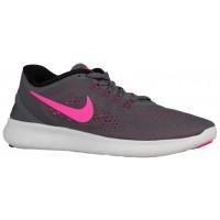 Nike Free RN Femmes sneakers gris/rose XBR704