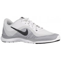 Nike Flex Trainer 6 Femmes sneakers blanc/gris GWO991