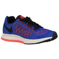 Nike Air Zoom Pegasus 32 Femmes chaussures de course bleu/Orange GOD399