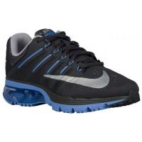 Nike Air Max Excellerate Femmes chaussures de sport noir/bleu clair CVP903