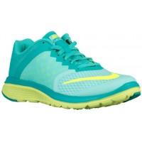 Nike FS Lite Run 3 Femmes chaussures de course vert clair/vert clair OUH932