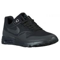 Nike Air Max 1 Ultra Moire Femmes chaussures de sport noir/gris GXZ684