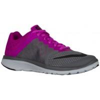 Nike FS Lite Run 3 Femmes baskets gris/violet BPU724
