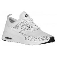 Nike Air Max Thea Femmes baskets blanc/noir CZY567