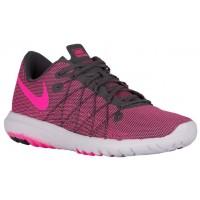 Nike Flex Fury 2 Femmes chaussures gris/rose PZZ507