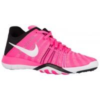 Nike Free TR 6 Femmes chaussures de course rose/noir FJD667