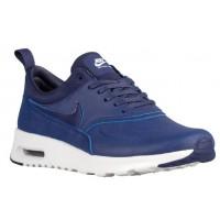 Nike Air Max Thea Femmes chaussures bleu/bleu marin NJP378