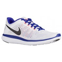 Nike Flex 2016 RN Femmes chaussures de sport blanc/violet DZO250