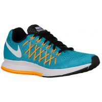 Nike Air Zoom Pegasus 32 Femmes baskets bleu clair/Orange XRD106