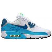 Nike Air Max 90 Femmes baskets gris/rouge AOQ311