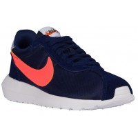 Nike Roshe One Femmes chaussures de course bleu marin/Orange DHY116