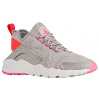 Nike Air Huarache Run Ultra Femmes chaussures gris/Orange XZQ885