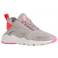 Nike Air Huarache Run Ultra Femmes chaussures gris/Orange XZQ885