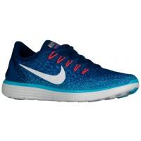 Nike Free RN Distance Femmes sneakers bleu marin/bleu clair VXE984