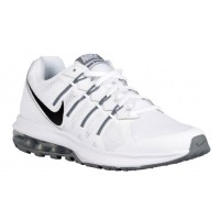 Nike Air Max Dynasty Femmes chaussures de course blanc/gris UHW515