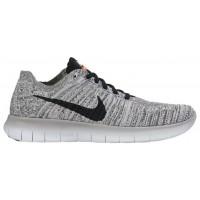 Nike Free RN Flyknit Femmes baskets gris/noir QEB336