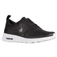 Nike Air Max Thea Femmes chaussures de sport noir/gris SXE381
