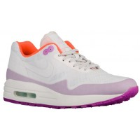 Nike Air Max 1 NS Femmes chaussures de course blanc/violet HBE619
