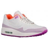 Nike Air Max 1 NS Femmes chaussures de course blanc/violet HBE619