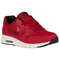 Nike Air Max 1 Ultra Essentials Femmes chaussures rouge/noir BUE911