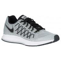 Nike Air Zoom Pegasus 32 Femmes chaussures de course gris/noir JWZ515