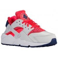 Nike Air Huarache Femmes chaussures gris/rouge BYF489
