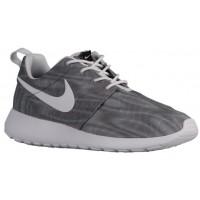 Nike Roshe One Print Premium Femmes chaussures de course blanc/noir ASN926