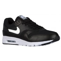 Nike Air Max 1 Ultra Essentials Femmes sneakers noir/blanc YHM612