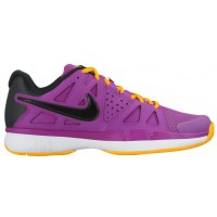 Nike Air Vapor Advantage Femmes chaussures de course violet/Orange PXX018