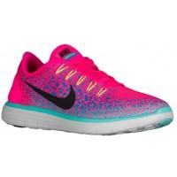 Nike Free RN Distance Femmes baskets rose/bleu OAZ945