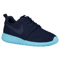 Nike Roshe One Femmes chaussures de course bleu marin/bleu clair XGI059