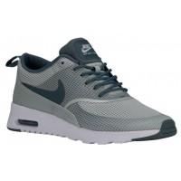 Nike Air Max Thea Femmes baskets gris/vert foncé OXK577