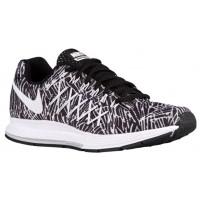 Nike Air Zoom Pegasus 32 Femmes chaussures de course noir/blanc TQV533