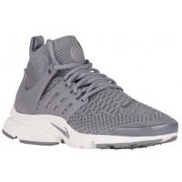 Nike Air Presto Ultra Femmes chaussures gris/blanc LLQ025