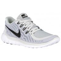 Nike Free 5.0 2015 Femmes chaussures gris/noir QFY658
