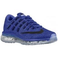 Nike Air Max 2016 Femmes chaussures de sport bleu/noir SFM241