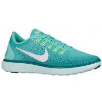 Nike Free RN Distance Femmes sneakers vert clair/blanc FFP160