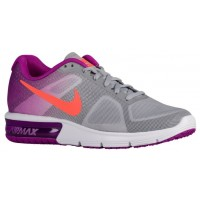 Nike Air Max Sequent Femmes sneakers gris/violet SVT862