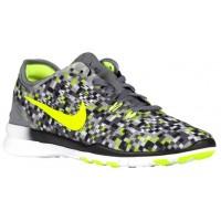 Nike Free 5.0 TR Fit 5 Femmes chaussures de sport gris/noir YCK726