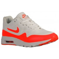 Nike Air Max 1 Ultra Femmes chaussures blanc/Orange LVW310