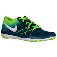Nike Free TR Focus Flyknit Femmes chaussures vert clair/vert clair CEG551