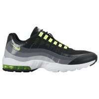 Nike Air Max 95 Ultra Femmes chaussures de sport noir/gris PBX630