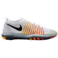 Nike Free Transform Flyknit Femmes baskets blanc/noir OKB453